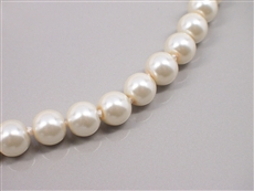 WHOLESALE PEARL NECKLACE SET 136N02WHT4