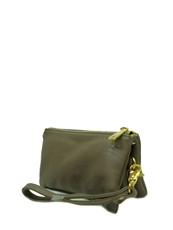 WHOLESALE DESIGNER INSPIRED WALLET 3101N-KHAKI