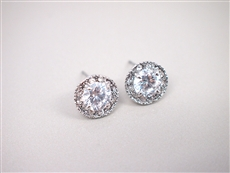 WHOLESALE CUBIC ZIRCONIA EARRINGS 3E7011537