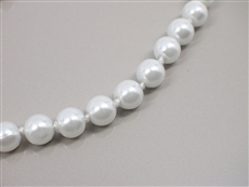 WHOLESALE PEARL NECKLACE SET 7A4N150WHT150