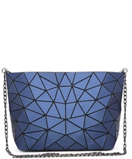 WHOLESALE DESIGNER INSPIRED CROSSBODY 8105 BLUE