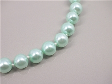 WHOLESALE PEARL NECKLACE SET 8N5009BLU