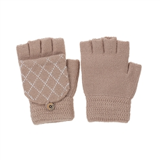 WHOLESALE FASHION GLOVES CG0352 BEI