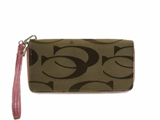 WHOLESALE DESIGNER INSPIRED WALLET CL3325-KP