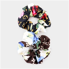 WHOLESALE HEADBAND HR4181 BK/BL