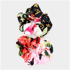 WHOLESALE HEADBAND HR4181 BK/PK