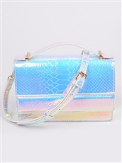 WHOLESALE DESIGNER INSPIRED CROSS-BODY HPC3014 AB