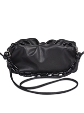 WHOLESALE DESIGNER INSPIRED CROSS-BODY HPC3025 BLK