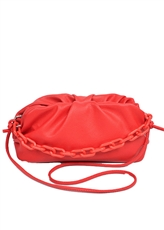 WHOLESALE DESIGNER INSPIRED CROSS-BODY HPC3025 RED