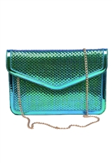 WHOLESALE DESIGNER INSPIRED CROSS-BODY HPC3030 GRN