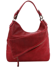 WHOLESALE DESIGNER INSPIRED HANDBAG JN0001 RED