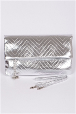 WHOLESALE DESIGNER CLUTCH PPC6454SL