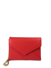 WHOLESALE DESIGNER INSPIRED WALLET WLS5402-CORAL