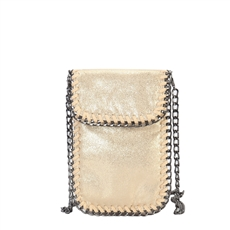 WHOLESALE DESIGNER INSPIRED CROSSBODY PHONE CASE Y1722 GD