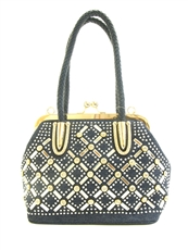 WHOLESALE DESIGNER INSPIRED PURSE HANDBAG YL315S DN
