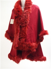 WHOLESALE FASHION SCARF 1310 RED